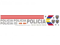 PNB-7901 - Bo 105 - Polizei Venezuela - Decal 48