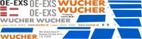 OE-EXS- UH-1H - Wucher Helicopter - Decal 229